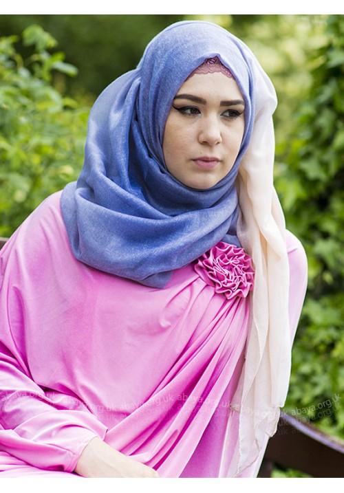 PINK ROSE ABAYA PR136